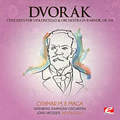 Dvorák: Concerto for Violoncello and Orchestra in B Minor, Op. 104, B. 191 (Digitally Remastered) by Jörg Metzger