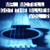 Dark Night Blues, Vol. 2 by Blind Willie McTell
