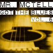 Dark Night Blues, Vol. 6 by Blind Willie McTell