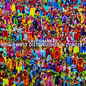 India's Most Distinguished in Concert (Original LP Remastered) de Ravi Shankar