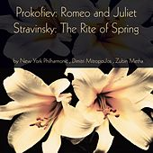 Prokofiev: Romeo and Juliet & Stravinsky: The Rite of Spring by Various Artists