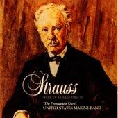 Music of Richard Strauss by United States Marine Band