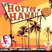 It's Hotter In Hawaii A von Various Artists