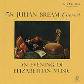 An Evening of Elizabethan Music by Julian Bream Consort