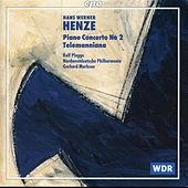 Henze: Piano Concerto No. 2 - Telemanniana by Various Artists