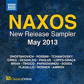 Naxos May 2013 New Release Sampler de Various Artists
