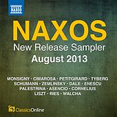 Naxos August 2013 New Release Sampler de Various Artists