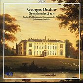 Onslow: Symphonies Nos. 2 & 4 by Hannover Radio Philharmonic Orchestra