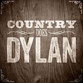 Country Does Dylan by Various Artists