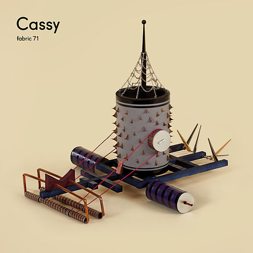 fabric 71: Cassy by Various Artists
