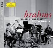 Brahms: String Quartets & Piano Quintet by Emerson String Quartet