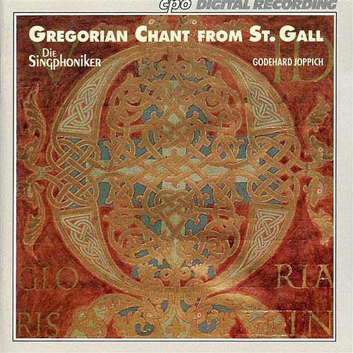 Gregorian Chant from St. Gall, Vol. 1 by Die Singphoniker