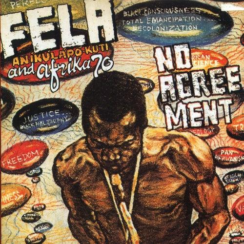 No Agreement by Fela Kuti