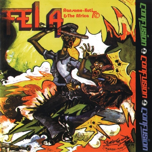 Confusion by Fela Kuti