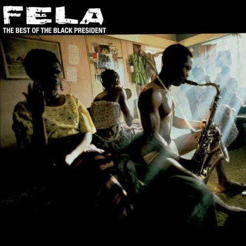 Best of The Black President by Fela Kuti