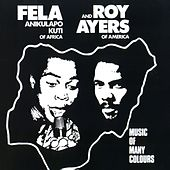 Music Of Many Colors by Fela Kuti
