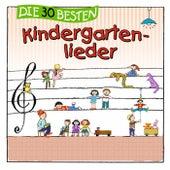 Die 30 besten Kindergartenlieder von Simone Sommerland, Karsten Glück & die Kita-Frösche