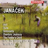 Janacek:  Sinfonietta; Idyll For String Orch.; Suite For String Orch.; Taras Bulba; Fiddler's Child; Others de Leos Janacek