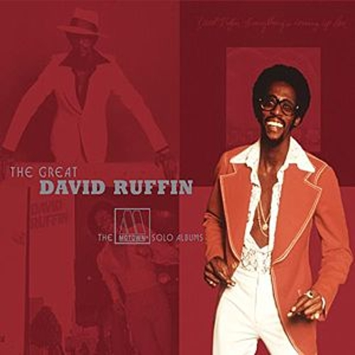 The Motown Solo Albums Vol. 2 by David Ruffin