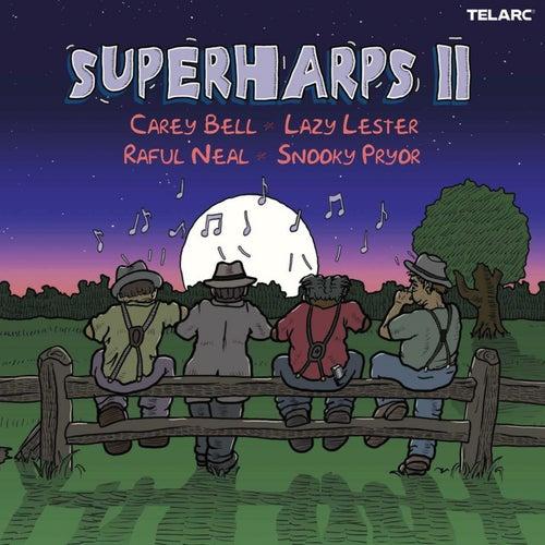 Superharps II by Carey Bell