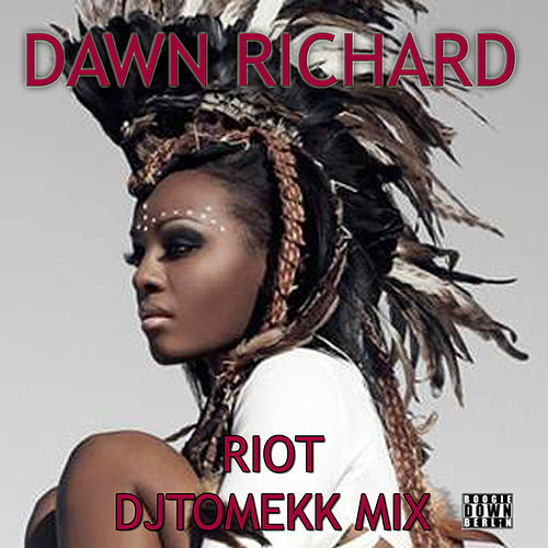 Riot (DJ Tomekk Remix) by Dawn Richard