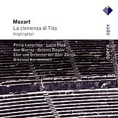 Mozart : La clemenza di Tito [Highlights] (-  Apex) von Various Artists