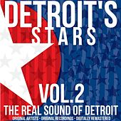Detroit's Stars: The Real Sound of Detroit, Vol.2 de Various Artists