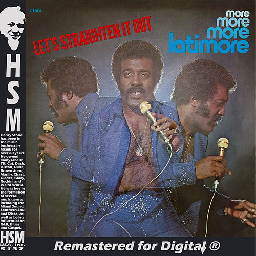 More, More, More by Latimore