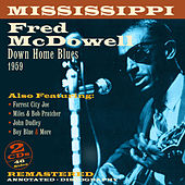 Downhome Blues 1959 by Various Artists