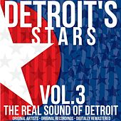 Detroit's Stars: The Real Sound of Detroit, Vol.3 von Various Artists