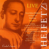Jascha Heifetz in Never-Before-Published and Rare Live Recordings, Vol. 3 von Various Artists