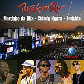 Martinho da Vila, Cidade Negra e Emicida Ao Vivo Rock In Rio by Various Artists