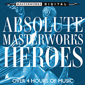 Absolute Masterworks - Super Heroes von Various Artists
