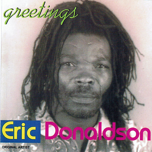 Jah is my king by eric donaldson greetings by eric donaldson m4hsunfo