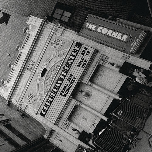 Live At The Orpheum Theater by Pearl Jam