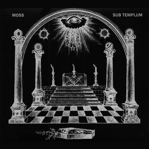 Sub Templum by Moss