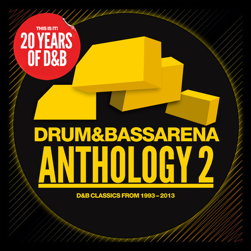 Drum & Bass Arena Anthology 2 by Various Artists