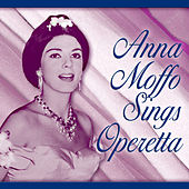 Anna Moffo Sings Operetta von Various Artists