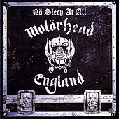 No Sleep At All (Reissue) [Bonus Track Version] de Motörhead