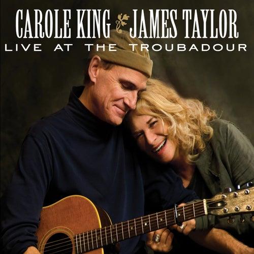 Live At The Troubadour de Carole King