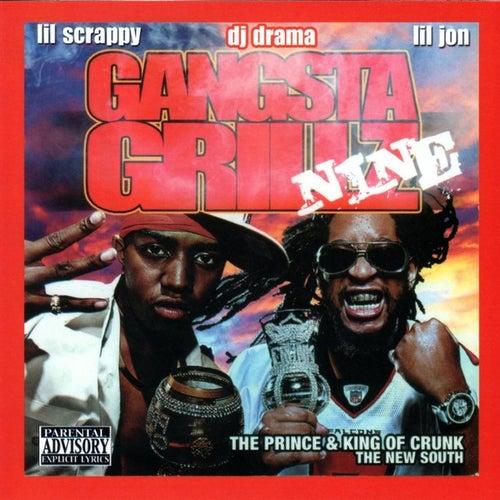 Gangsta Grillz 9 by Various Artists