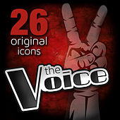 The Voice - 26 Original Icons de Various Artists