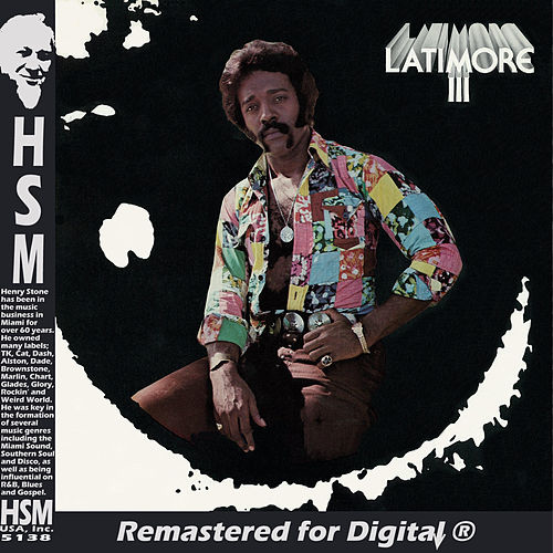 Latimore III by Latimore