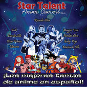 Star Talent Anime Concert, Vol. 1 de Various Artists