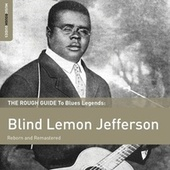 Rough Guide To Blind Lemon Jefferson by Blind Lemon Jefferson