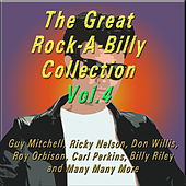 The Great Rock-a-Billy Collection, Vol. 4 by Various Artists
