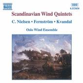 Scandinavian Wind Quintets de Oslo Philharmonic Wind Soloists