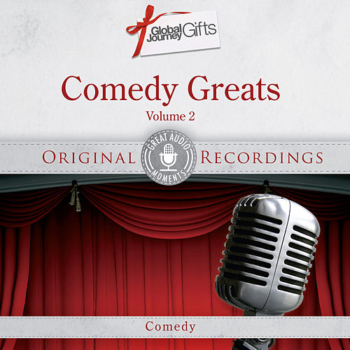 Great Audio Moments, Vol.2: Comedy Greats 2 by Various Artists