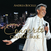 Concerto: One Night In Central Park de Andrea Bocelli