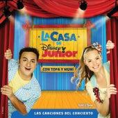La Casa de Disney Junior con Topa y Muni de Muni & Topa